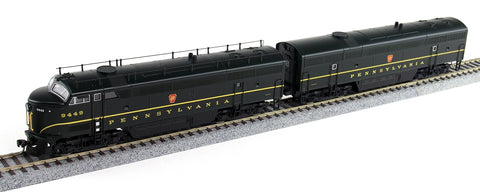 True Line Trains 500157S HO Pennsylvania Fairbanks-Morse C-Liner A-B Set