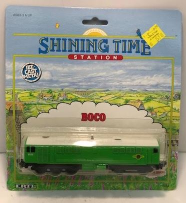 Ertl 4052 Thomas & Friends Die-Cast Boco MT/Box