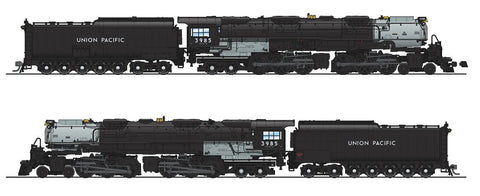 Broadway Limited 4985 HO Union Pacific 4-6-6-4 Challenger Locomotive #3985