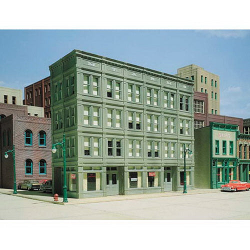 DPM 11900 HO M.T. Arms 4-Story Hotel Building Kit