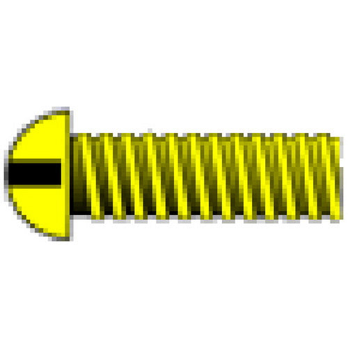 "Woodland Scenics H811 Hob-Bits 1-72 3/8"" Round Head Screws (Pack of 5)"