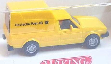 Wiking 0470217 HO Post AG VW Caddy