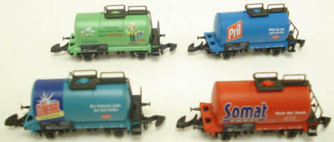 PlayMobil 4034 G Scale Pacific Railroad Steam & Freight Set