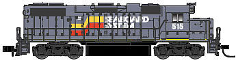 Atlas 40002302 N Seaboard System EMD GP38-2 Low Nose Diesel Engine #525