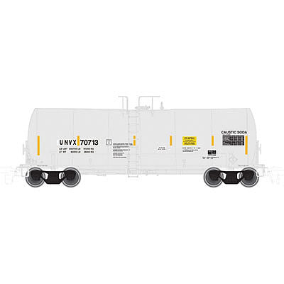Atlas 50002179 N Univar Canada Limited 17,600-Gallon Corn Syrup Tank Car #70713