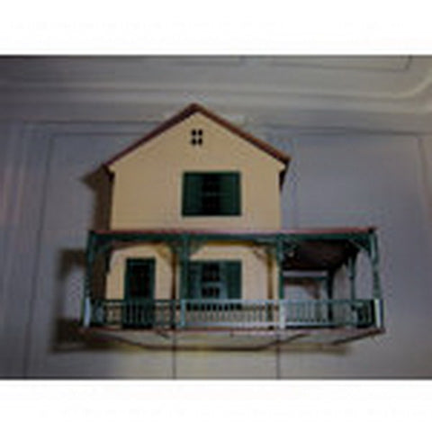 Bachmann 45971 Plasticville Two Story House Kit