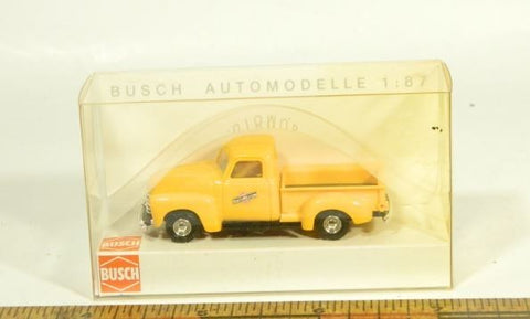 Busch 040-92105 HO Chicago & NorthWestern '50 Chevy Pickup