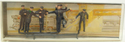 Merten 2280 N Scale Locomotive Personnel