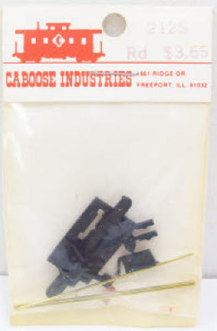 Caboose Industries 212S HO Scale Ground Throw w/ Contacts