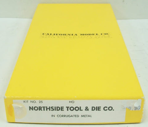 California Model Co 25 Northside Tool & Die Co. Kit