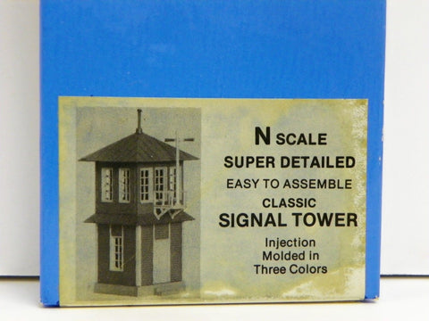Dimi-Trains 2010 N Classic Sgnal Tower Building Kit