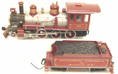 Bachmann 90012 Ready to Run Red Comet Train Set