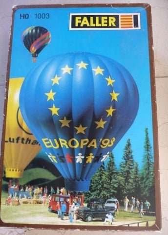 Faller 1003 HO Hot-Air Balloon Europe