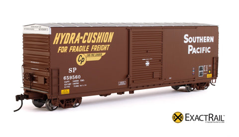 ExactRail 1007 HO Southern Pacific 6033 Cu. Ft Single Door Box Car