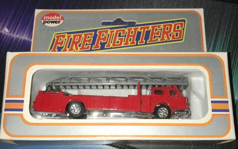 Busch 46011 HO LaFrance Pumper Open Red