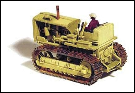 GHQ 61011 HO 1940s Tracked Crawler Kit