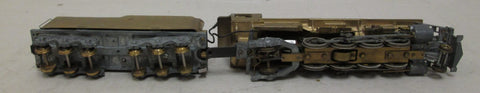 Varney HO Scale BRASS & Die Cast Vintage 2-8-2 Steam Locomotive & Tender