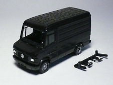 Herpa 6312 HO Parcel Service Van in Brown