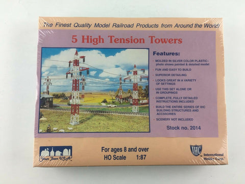 IHC 2014 5 High Tension Towers (3)