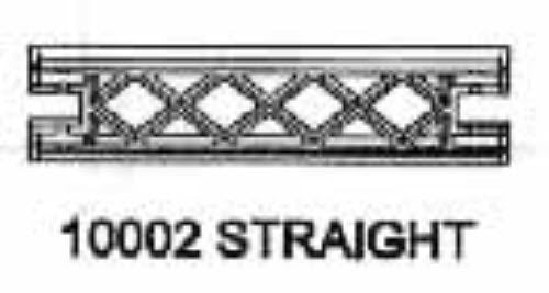 Interail 10002 Short Side Rail, 7 1/4""