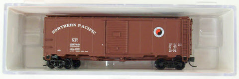 InterMountain 65703-21 N Scale NP 40' Boxcar