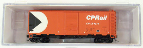 InterMountain 66807-01 N Scale CP Rail Boxcar