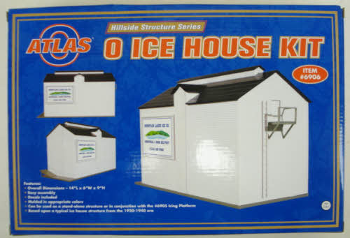 Atlas 6906 O Ice House Kit
