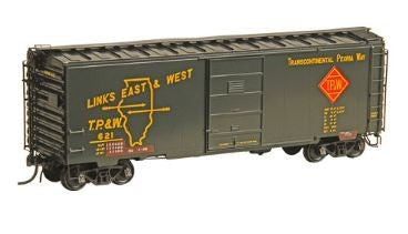 Kadee 4835 TP&W Box Car #621