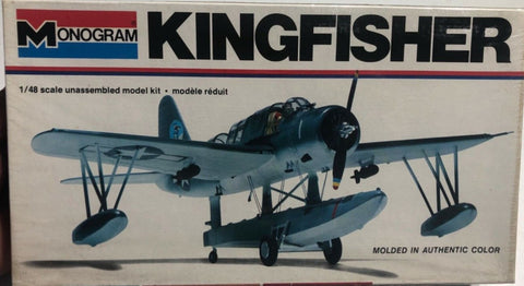 Monogram 5304 1:48 Kingfisher Building Kit