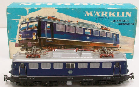 Marklin 3040 HO Scale DB Electric Locomotive