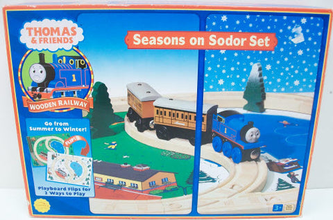 Learning Curve 99548 Seasons on Sodor Set