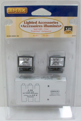 Lemax 44243 Lemax Lighted Accessories Clear Spot Light
