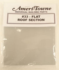 OGR 33 O Ameri-Towne Flat Roof Section