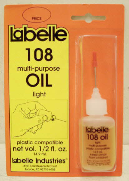 LaBelle 108 Multi-Purpose Light Oil - 14.9 ml