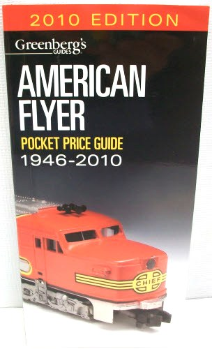 Kalmbach 108610 Greenberg 2010 AF Pocket Price Guide