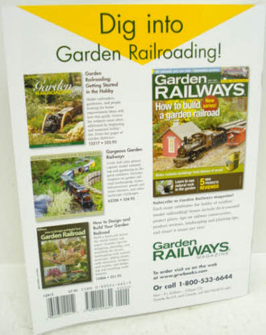 Kalmbach 12415 Get Started in Garden Railroading