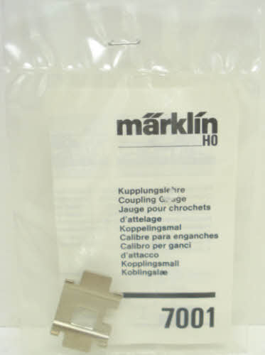 Marklin 7001 Coupler Gauge for Marklin