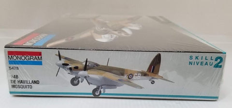 Monogram 5478 De Havilland Mosquito Building Kit
