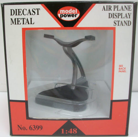 Model Power 6399 HO Die-Cast Airplane Display Stand
