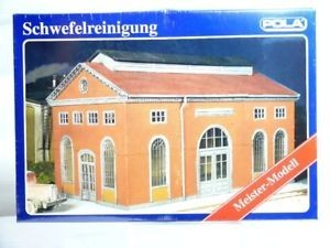Pola 856 HO Sulfur Purification Plastic Building Kit