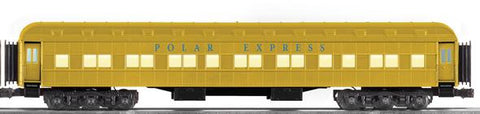 Lionel 6-25795 O Polar Express Scale Gold Coach