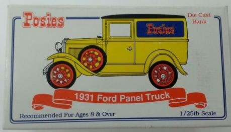 Eastwood 1931 Ford Panel Truck Bank