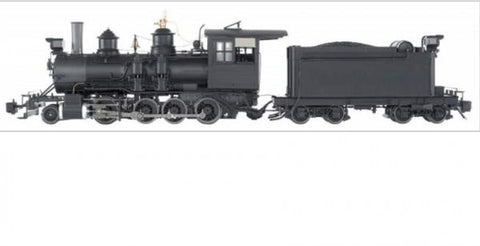 Bachmann 83198 G C-19 Steam Locomotive Undecorated