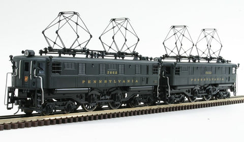 3rd Rail 2RPRRO1 Sunset Models 2 Rail PRR O-1 Electric Pair