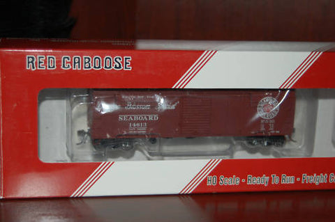 Red Caboose 22215 Seaboard Boxcar