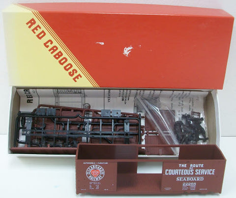 Red Caboose 22268 Seaboard Air Line 40' Boxcar