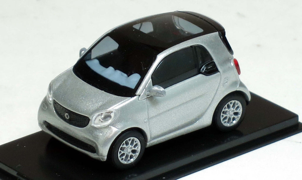 Busch 50703 Smart Fortwo 2014 silver