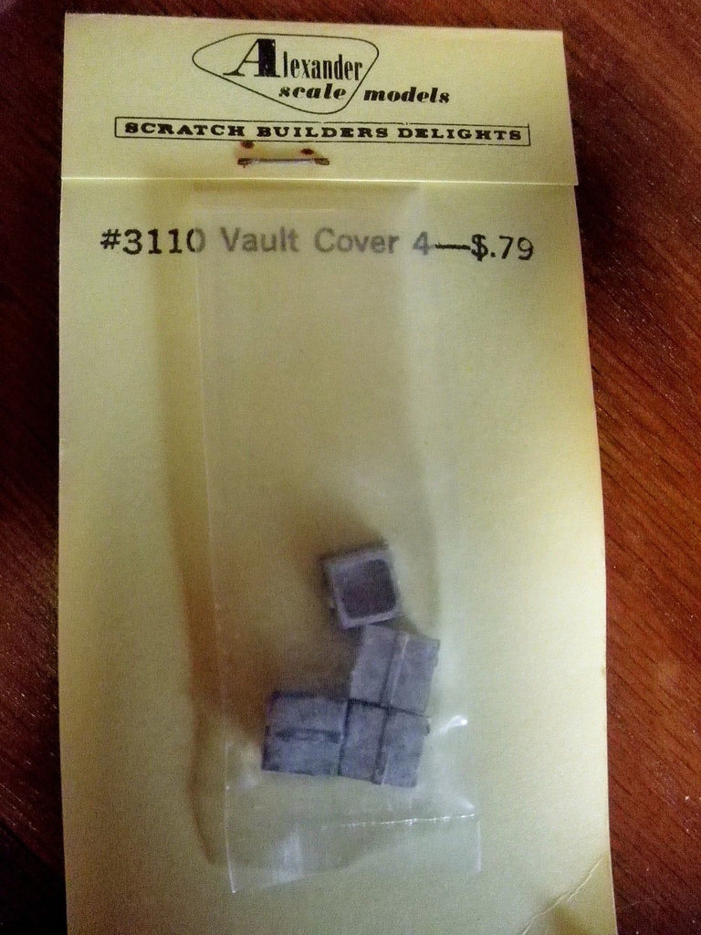 Alexander Scale 3110 HO Vault cover (3)