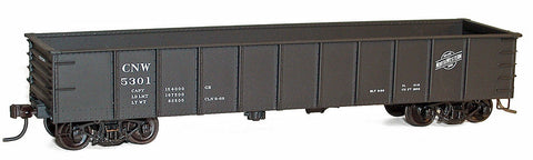 Accurail 5293 HO Chicago & North Western 41' Steel Gondola kit