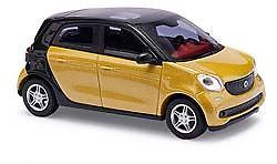 Busch 49555 Smart Forfour 2014 gold